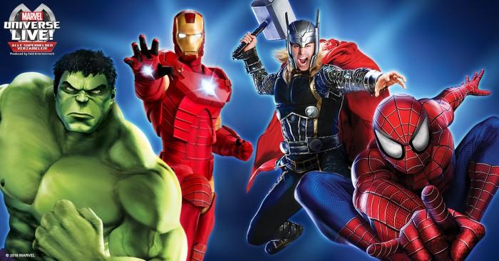 Marvel Universe LIVE! - 1