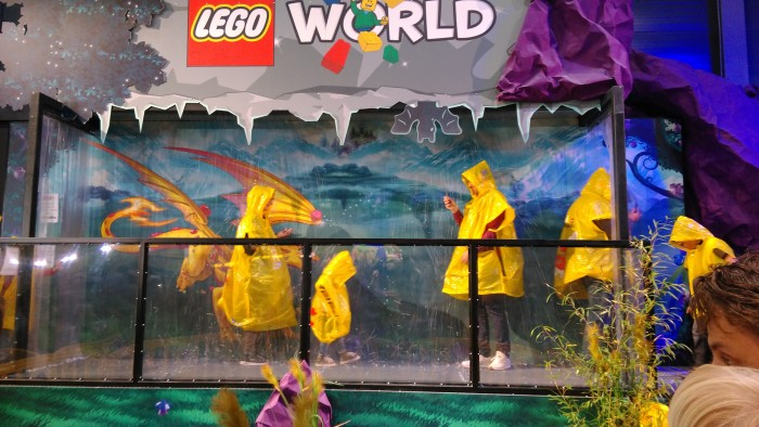 Lego World 2016 douche