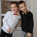 3x twinning jongensoutfit voor de feestdagen