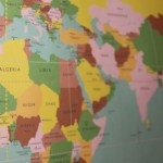 Ontdek de wereld met de prachtige wereldkaart van Grachtenpracht