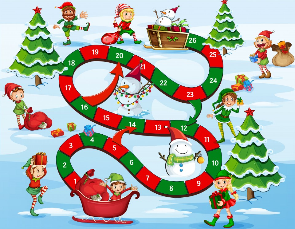 Aftellen naar kerst met 24 leuke activiteiten