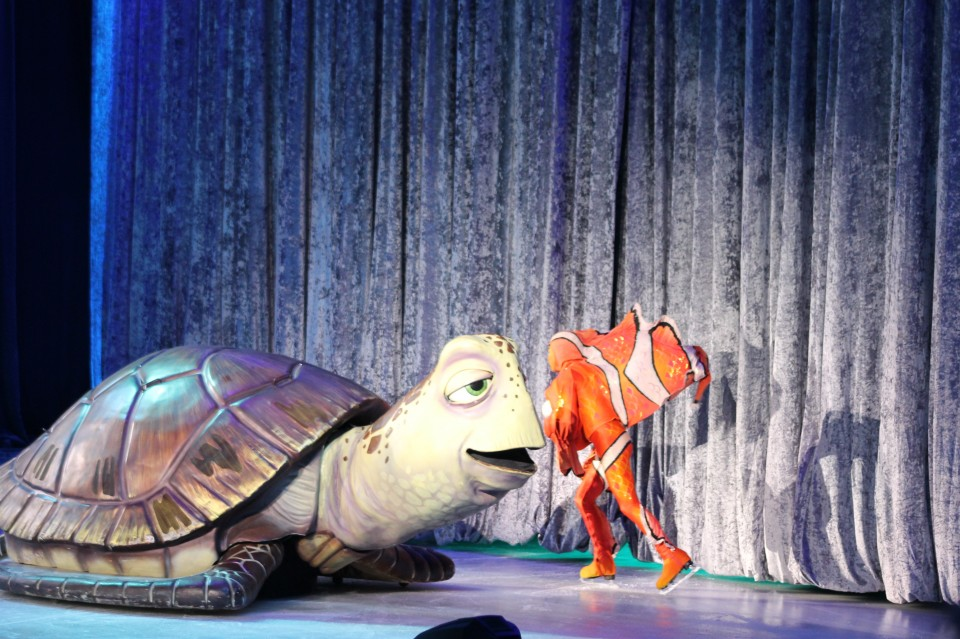 Disney on ice ervaringen NEMO