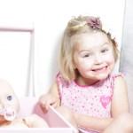 { Review } | Retro poppenwagen van Petite Amélie