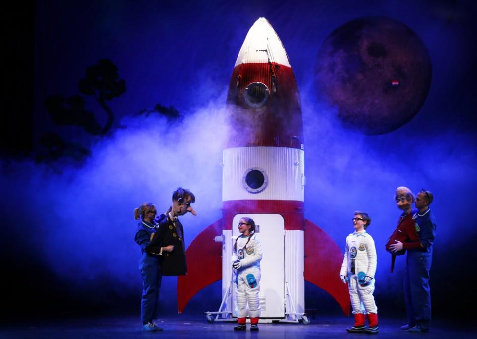 { Review } | Wij gingen naar André het Astronautje