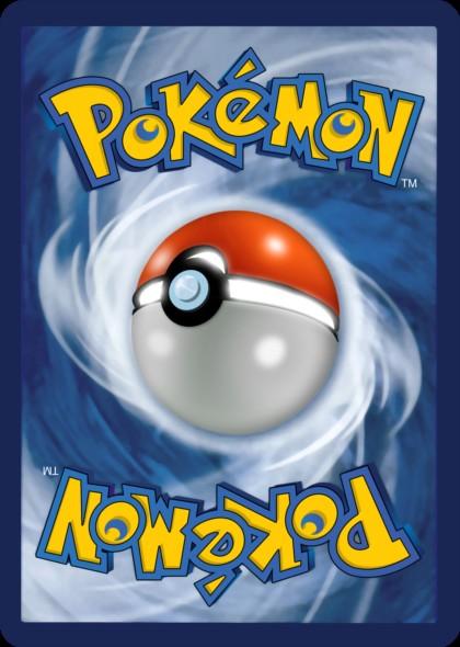 Acherkant Pokemonkaart