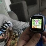 { Review } | Kidizoom Smart Watch DX van VTech