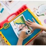 { Review }   Kinderen mogen zelf papier snijden met Cut It Out