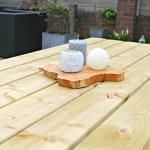 De tuin zomerklaar maken: samen eten en tuinieren