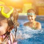 Een zwembad in de tuin voor ieder kind
