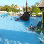 Ultiem genieten in het Splashworld Pegasos World Hotel in Turkije