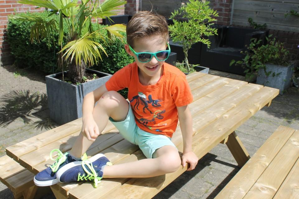 Kleding, schoenen en 7 jaar: the struggle is real