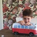 Een 3D Volkswagen in je huiskamer!