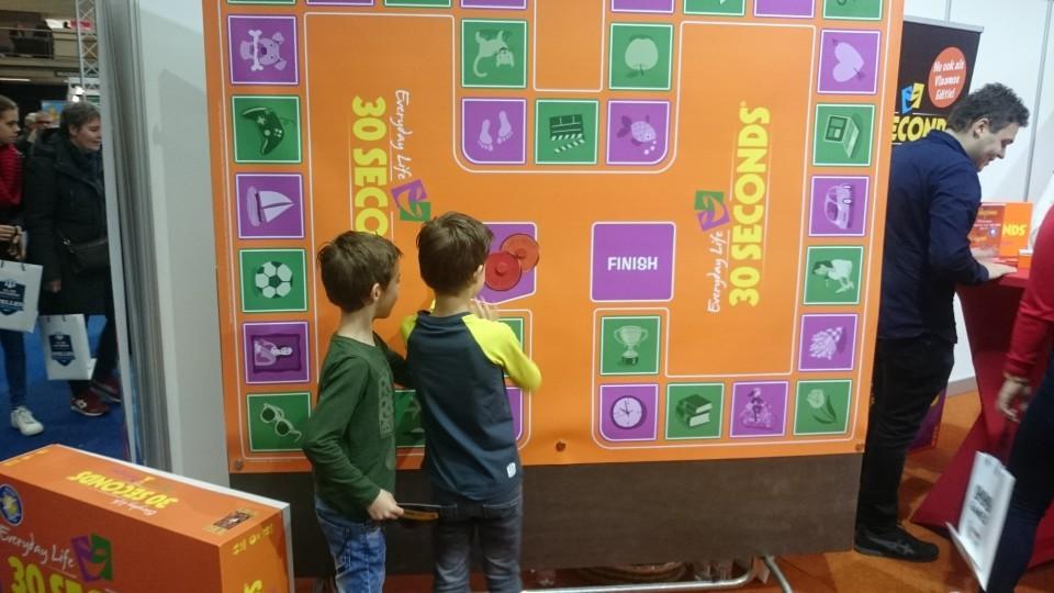 Genoeg Kerst spelletjes voor kinderen en volwassenen - Go or No Go #SU44