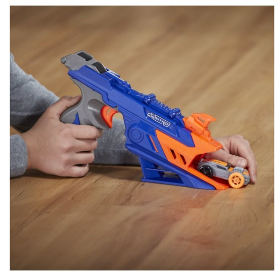 { Review } | NERF Nitro DualFury Demolition