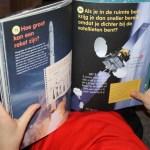 Het boek van André Kuipers: Heb je WIFI in de ruimte?
