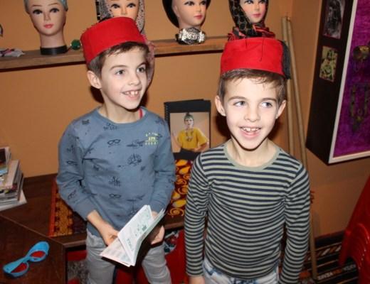 tropenmuseum voor kinderen 7 jaar