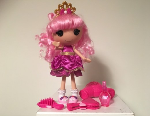 Lalaloopsy Sparkle Jewels review