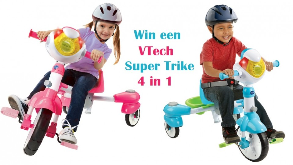 review winactie super trike vtech