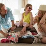 6 handige inpaktips voor je vakantie met het gezin