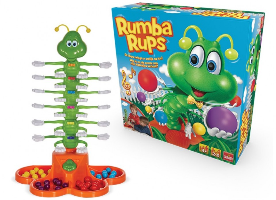 Rumba Rups spel review