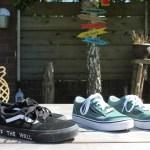 Daan's & Jesse's outfits | Stoere Vans sneakers van Nelson