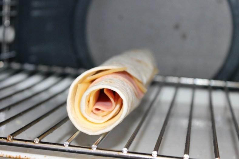 recept wrap ham kaas tosti tostiwrap