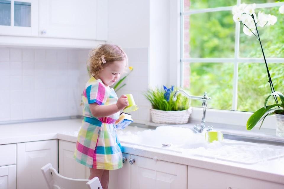 kindvriendelijk keuken badkamer