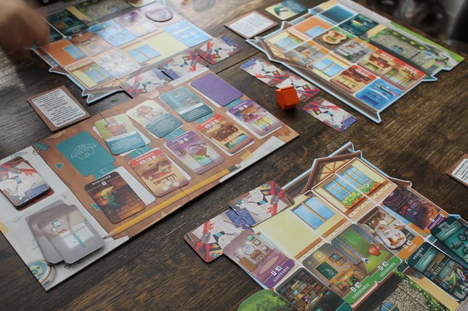 Gezelschapsspel Droomhuis review