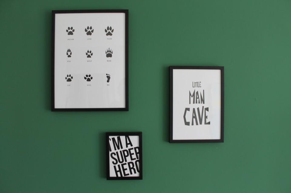 Posters In Slaapkamer : Slaapkamer inrichten interieur plafond en design tips