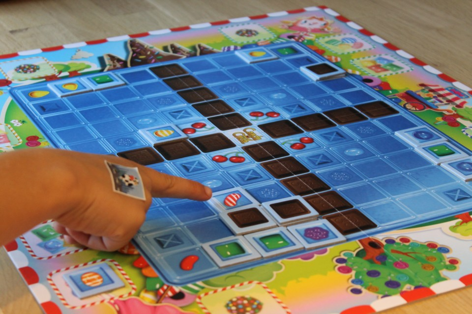 review Candy Crush bordspel