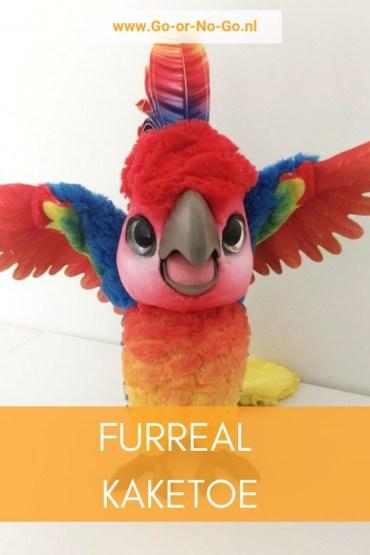 FurReal Rock-a-Too Kaketoe