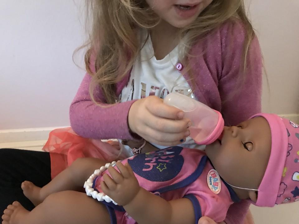 BABY born Soft Touch interactieve pop