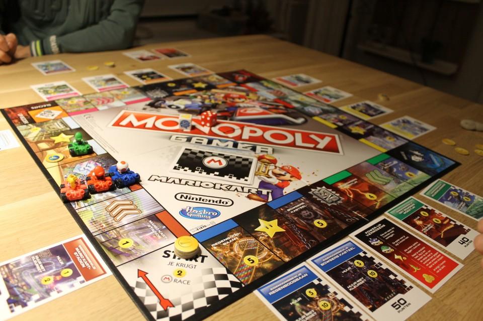 Monopoly Gamer Mario Kart review