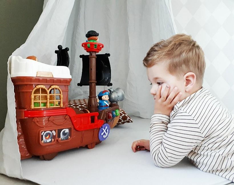 VTech Vrolijke Vriendjes piratenschip!