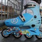 { Review } | Marvel Avengers skates