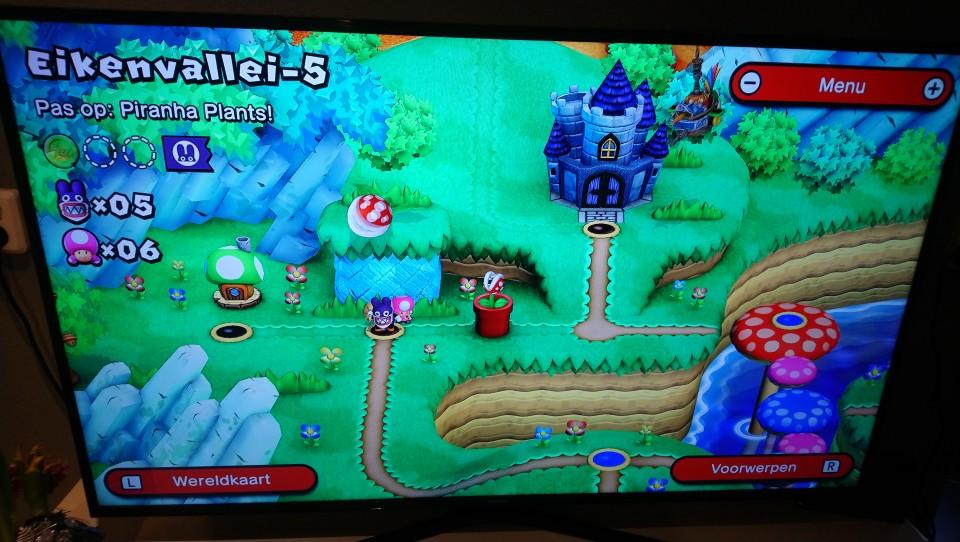New Super Mario Bros review