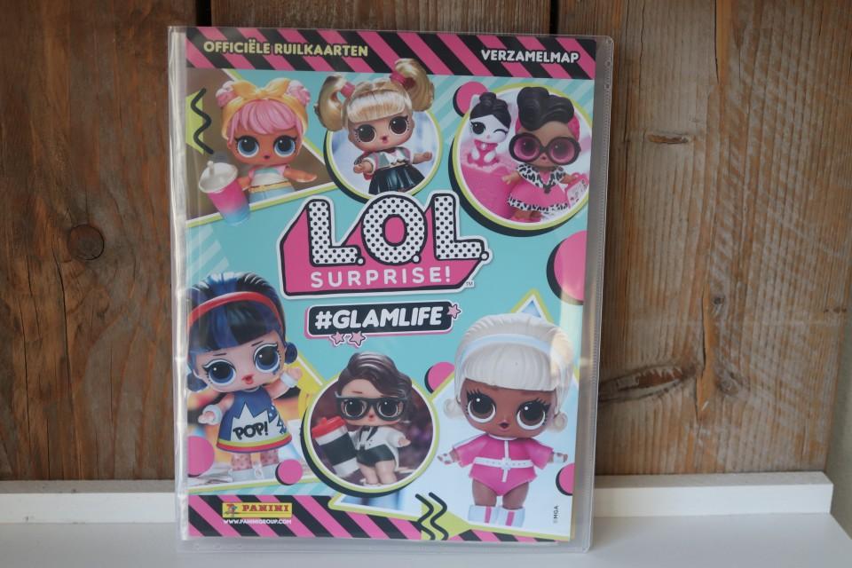 L.O.L. Surprise ruilkaarten #Glamlife
