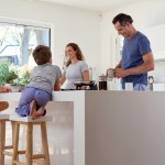 De ideale gezinskeuken: een L-keuken