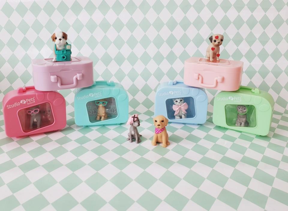 { Review } | Studio Pets Collectibles - Schattige huisdiertjes!