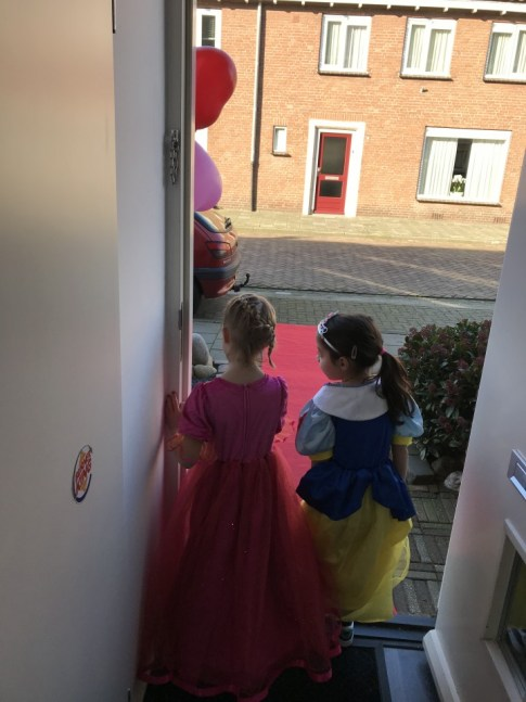 prinsessenfeest ideeen