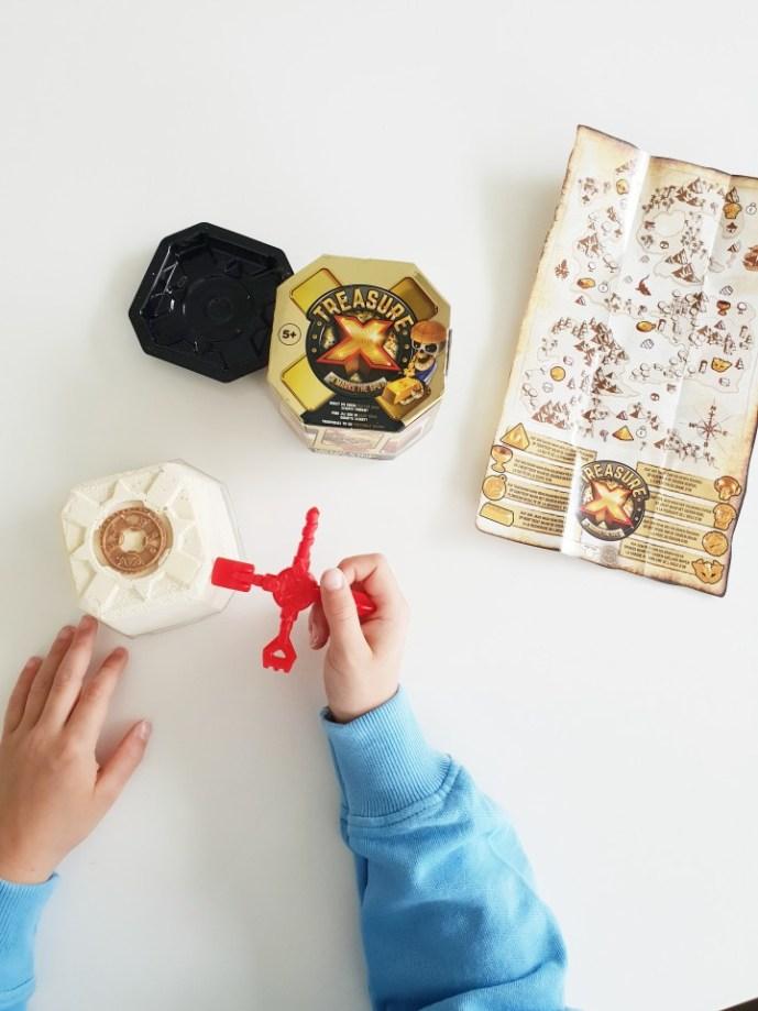 treasure x schatgraven review