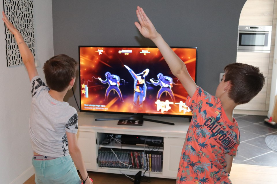 Nintendo switch Just dance 2019