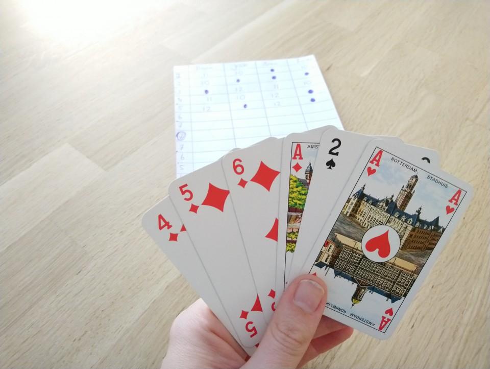 kaartspel bolletje hemelen