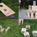 De allerleukste houten spellen voor buiten (op de camping)