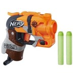 { Review } | NERF Microshots + leuke challenges