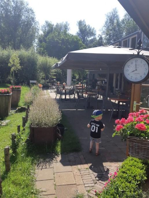 Zorgtuinderij de Bundertjes in Helmond