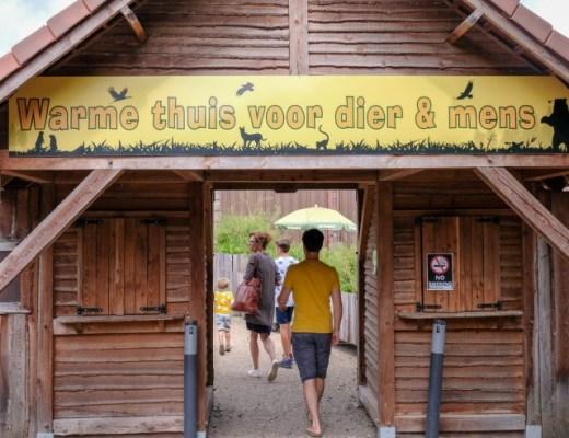 Diervriendelijke dierentuinen: Landgoed Hoenderdaell