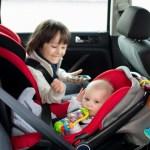 Inpaklijst autovakantie met een baby – wat neem je mee?