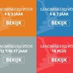 Verkiezing Speelgoed van het jaar 2019 WINNAARS