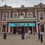 { Dagje uit } | Techlab XL bij het Spoorwegmuseum